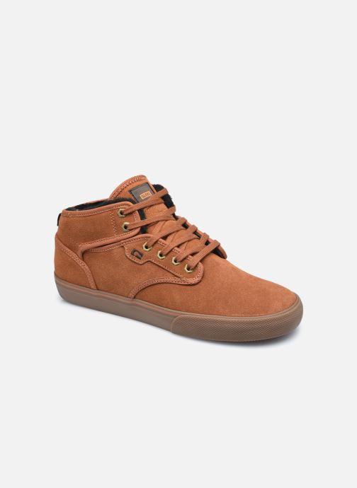 Sneakers Globe Motley mid Fur C Marrone vedi dettaglio/paio