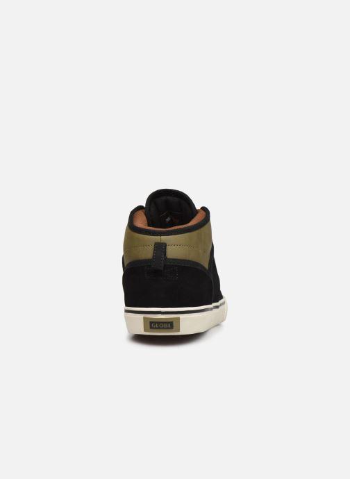 Sneakers Globe Motley mid C Nero immagine destra