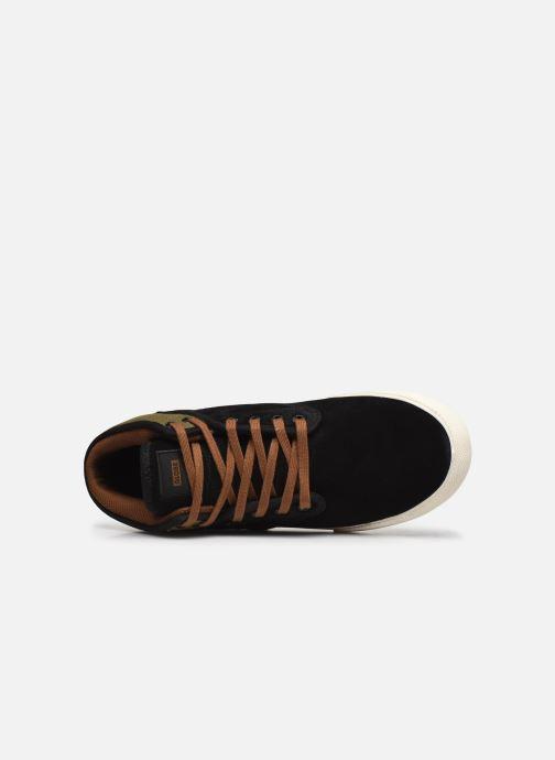 Sneakers Globe Motley mid C Nero immagine sinistra