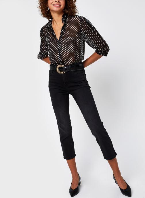 Kleding Pepe jeans Dion 7/8 Zwart onder