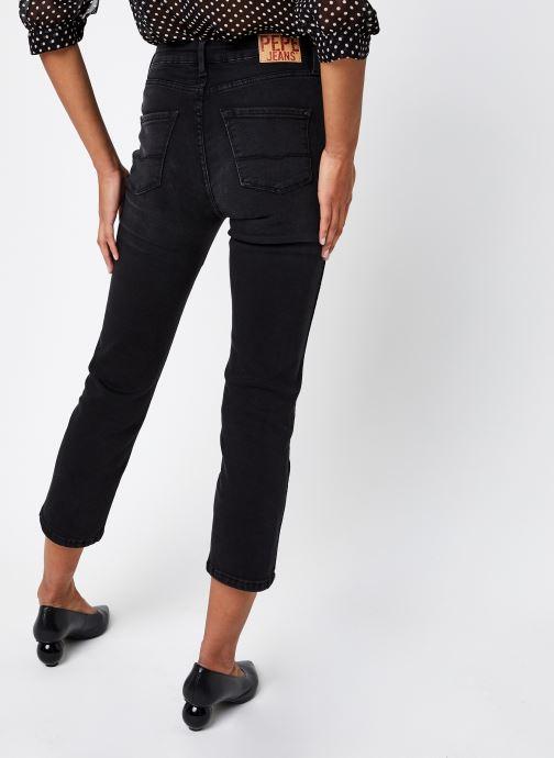 Kleding Pepe jeans Dion 7/8 Zwart model