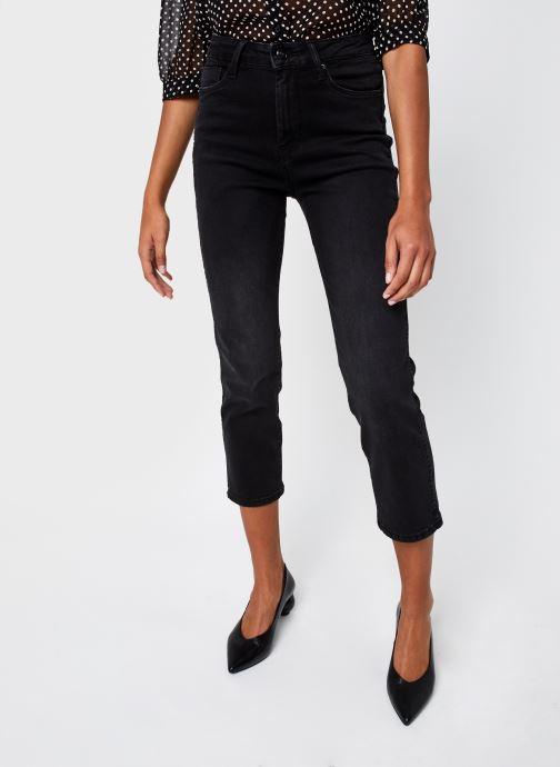 Kleding Pepe jeans Dion 7/8 Zwart detail