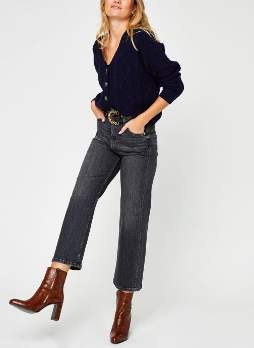 Kleding Pepe jeans Lexa Sky High Grijs onder