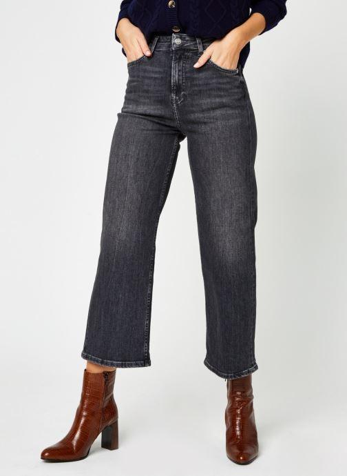 Kleding Pepe jeans Lexa Sky High Grijs detail