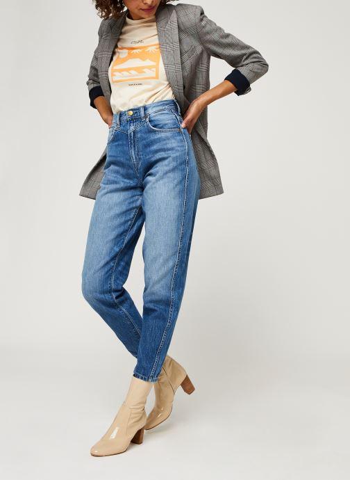 Kleding Pepe jeans Rachel Blauw onder