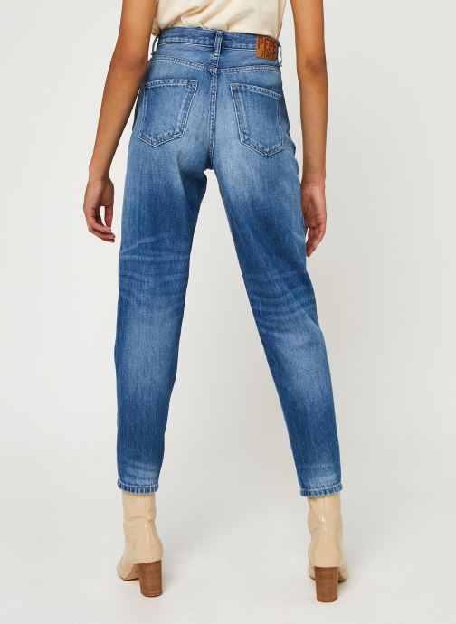 Kleding Pepe jeans Rachel Blauw model