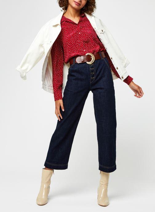 Kleding Pepe jeans Rita Rood onder