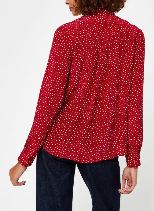 Kleding Pepe jeans Rita Rood model