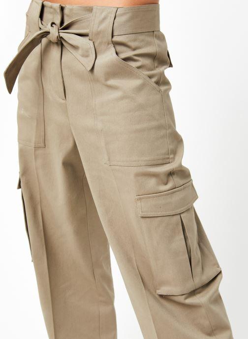 Kleding Pepe jeans Ashley Bruin voorkant