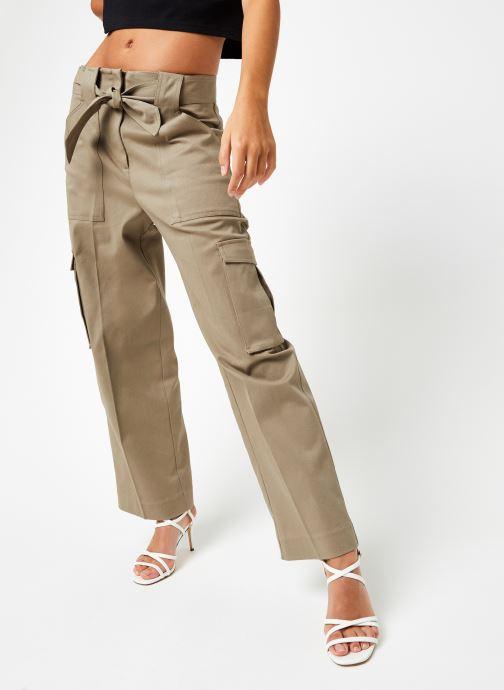 Kleding Pepe jeans Ashley Bruin detail