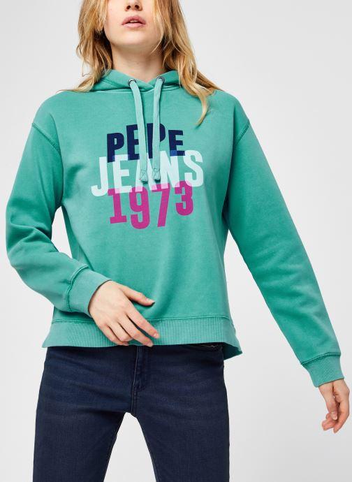 Sweatshirt hoodie - Babe