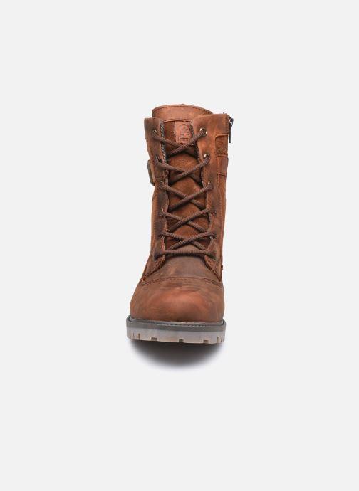 Stiefeletten & Boots Kamik Rogue Mid braun schuhe getragen