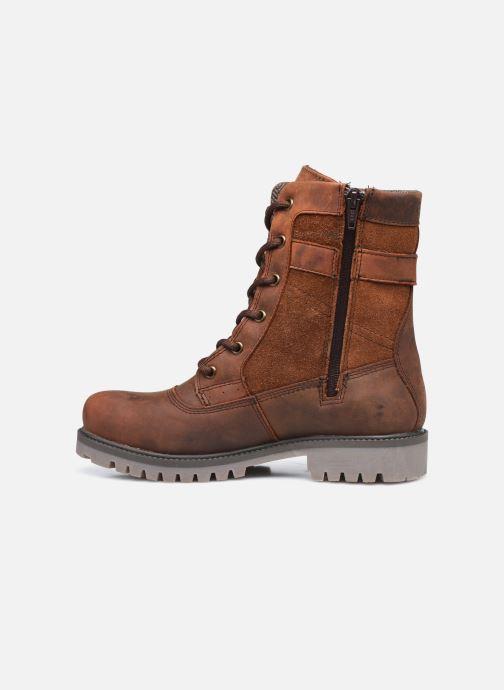 Stiefeletten & Boots Kamik Rogue Mid braun ansicht von vorne