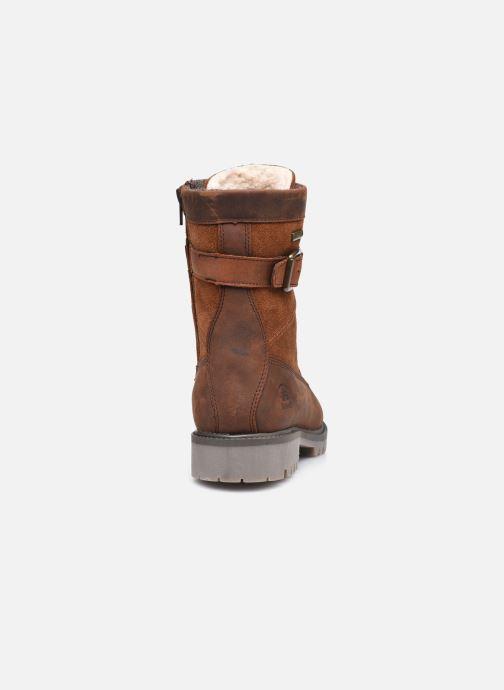 Stiefeletten & Boots Kamik Rogue Mid braun ansicht von rechts