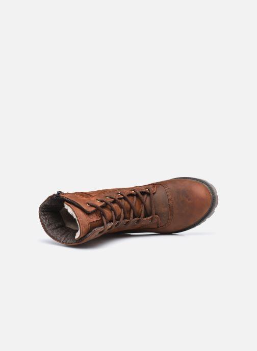 Stiefeletten & Boots Kamik Rogue Mid braun ansicht von links
