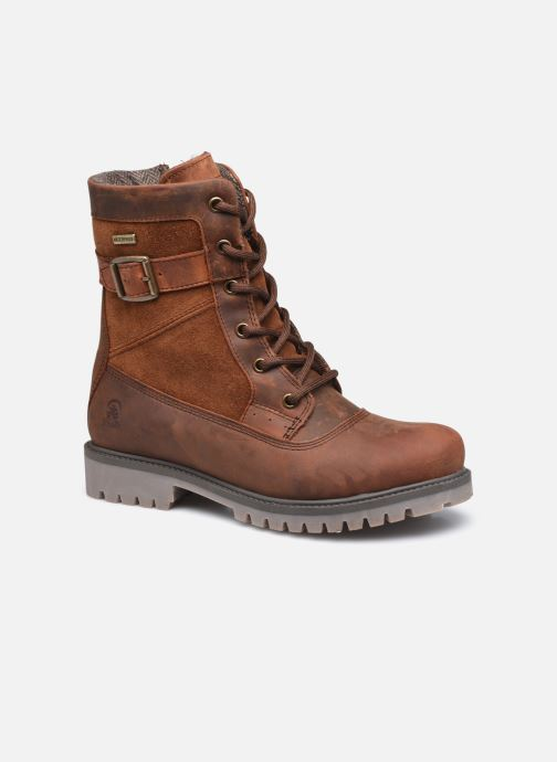 Stiefeletten & Boots Kamik Rogue Mid braun detaillierte ansicht/modell