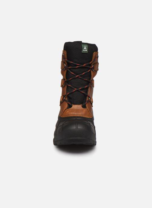 Zapatillas de deporte Kamik Alborg Plus Marrón vista del modelo