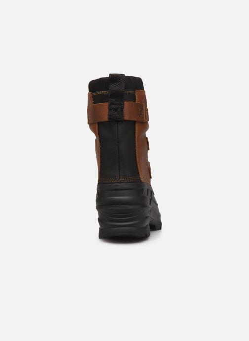 Zapatillas de deporte Kamik Alborg Plus Marrón vista lateral derecha