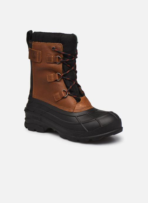 Zapatillas de deporte Kamik Alborg Plus Marrón vista de detalle / par