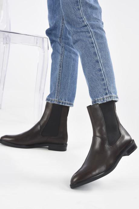 Stiefeletten & Boots Vagabond Shoemakers FRANCES 5006-001 braun ansicht von unten / tasche getragen