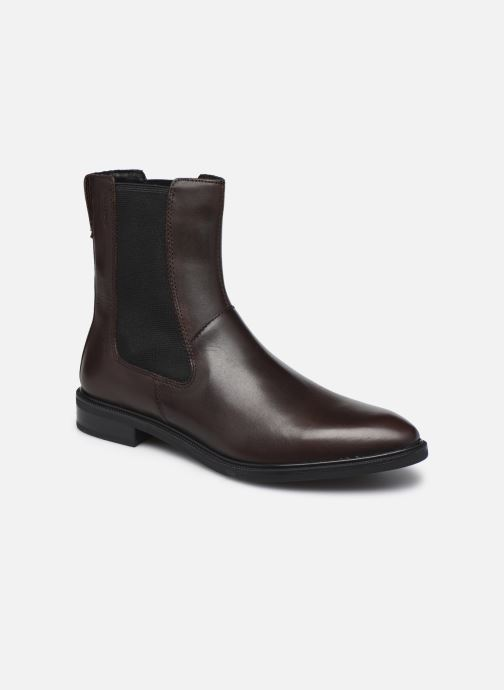 Boots en enkellaarsjes Vagabond Shoemakers FRANCES 5006-001 Bruin detail