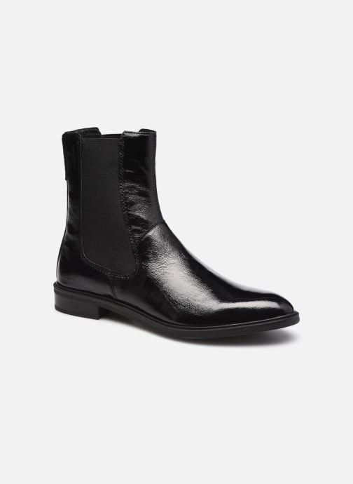 Ankelstøvler Vagabond Shoemakers FRANCES 5006-060 Sort detaljeret billede af skoene
