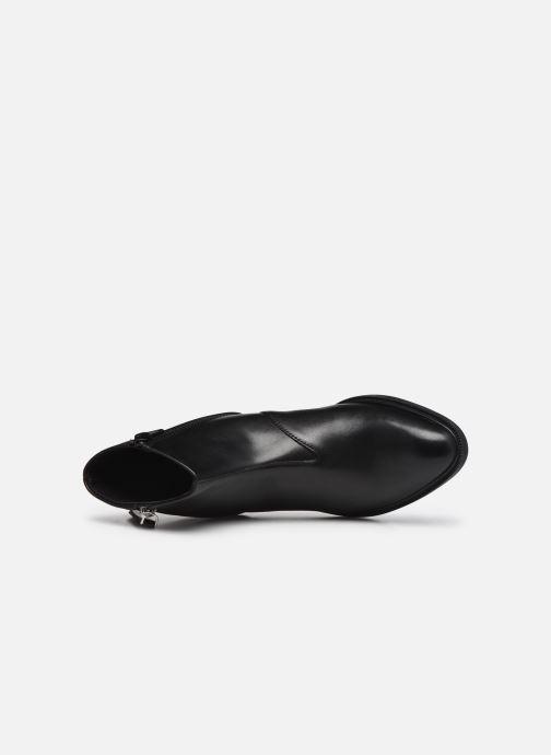 Stivaletti e tronchetti Vagabond Shoemakers FRANCES 5006-101 Nero immagine sinistra