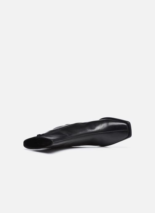 Boots en enkellaarsjes Vagabond Shoemakers HEDDA Zwart links