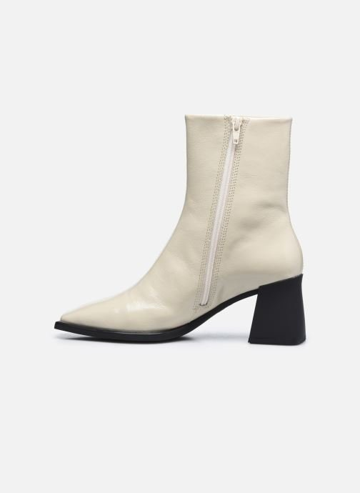 Boots en enkellaarsjes Vagabond Shoemakers HEDDA Wit voorkant