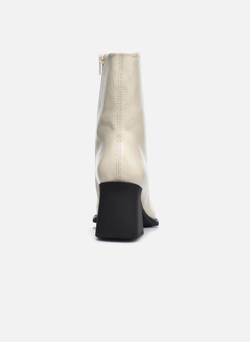 Boots en enkellaarsjes Vagabond Shoemakers HEDDA Wit rechts