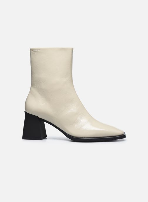 Boots en enkellaarsjes Vagabond Shoemakers HEDDA Wit achterkant