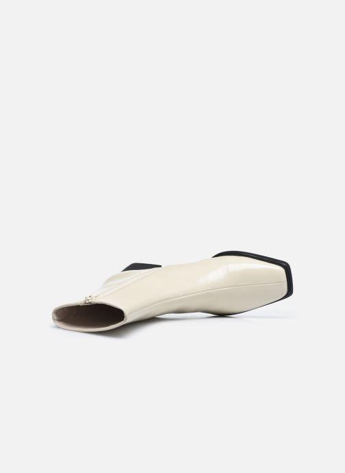 Boots en enkellaarsjes Vagabond Shoemakers HEDDA Wit links