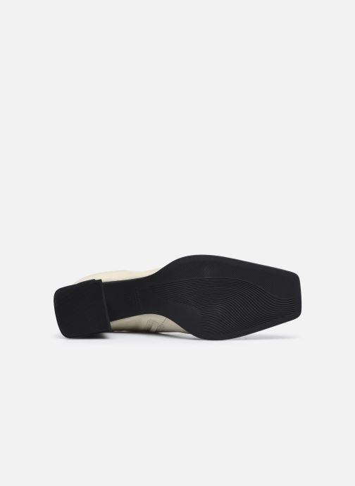 Boots en enkellaarsjes Vagabond Shoemakers HEDDA Wit boven