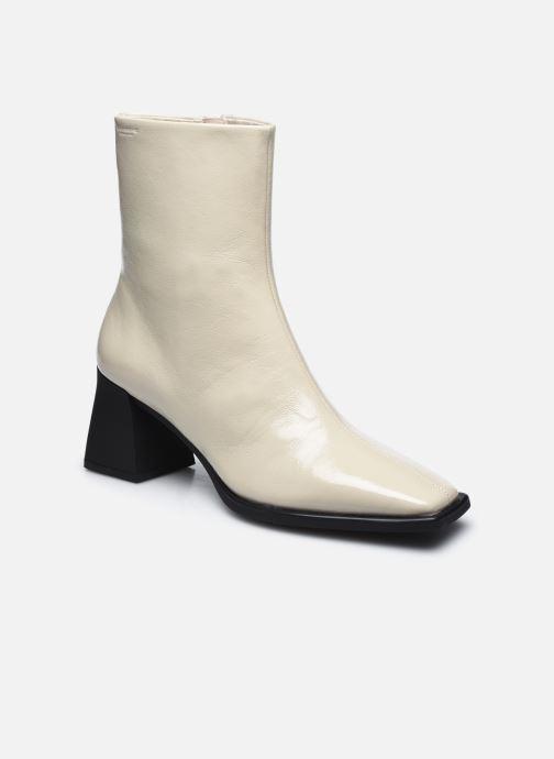 Boots en enkellaarsjes Vagabond Shoemakers HEDDA Wit detail