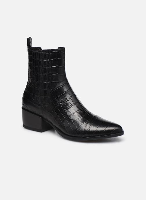 Ankelstøvler Vagabond Shoemakers MARJA 4013-408 Sort detaljeret billede af skoene