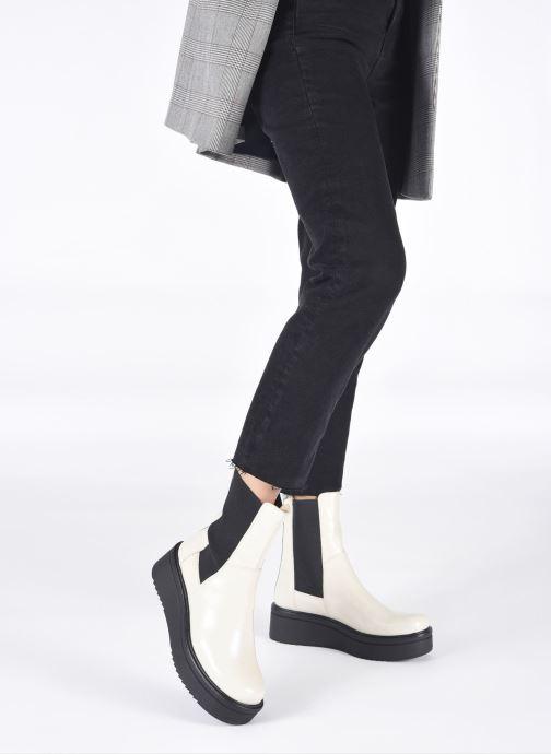 Botines  Vagabond Shoemakers TARA  4846-160 Blanco vista de abajo