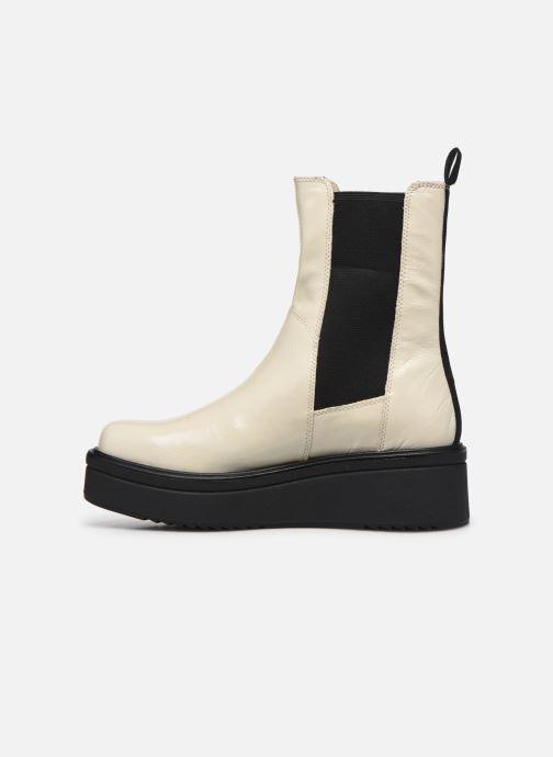 Botines  Vagabond Shoemakers TARA  4846-160 Blanco vista de frente