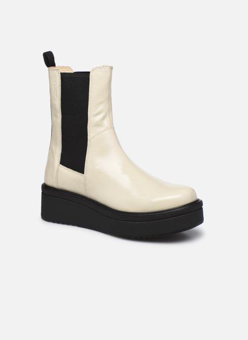 Botines  Vagabond Shoemakers TARA  4846-160 Blanco vista de detalle / par