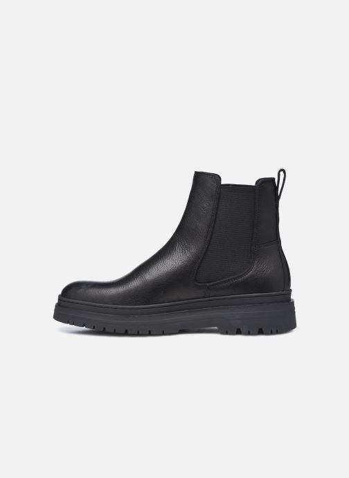 Bottines et boots Vagabond Shoemakers JAMES 5080-101 Noir vue face