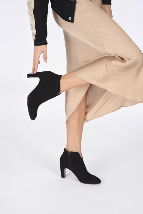 Bottines et boots Chie Mihara X-Fedora 37 Noir vue bas / vue portée sac