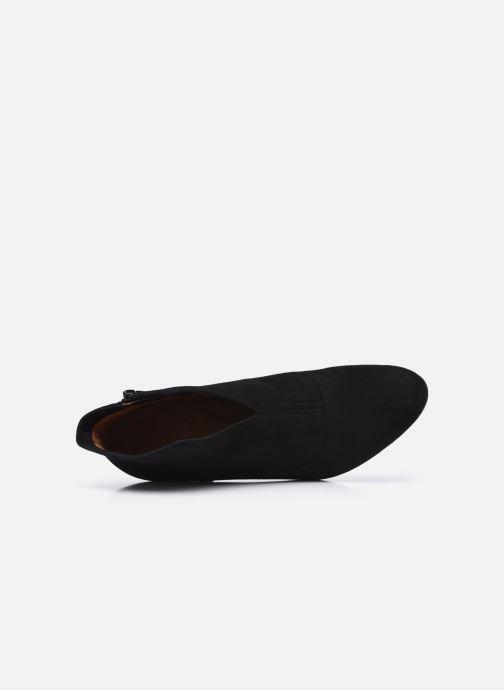 Bottines et boots Chie Mihara X-Fedora 37 Noir vue gauche