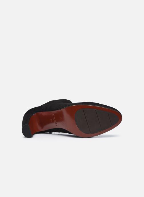 Bottines et boots Chie Mihara X-Fedora 37 Noir vue haut
