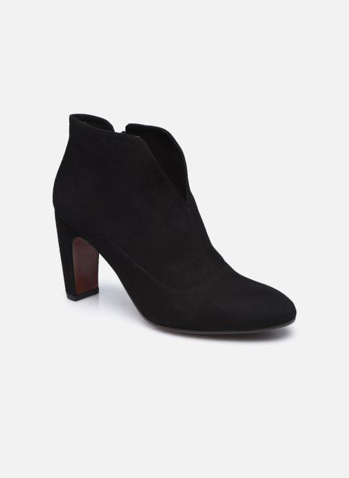 Bottines et boots Chie Mihara X-Fedora 37 Noir vue détail/paire
