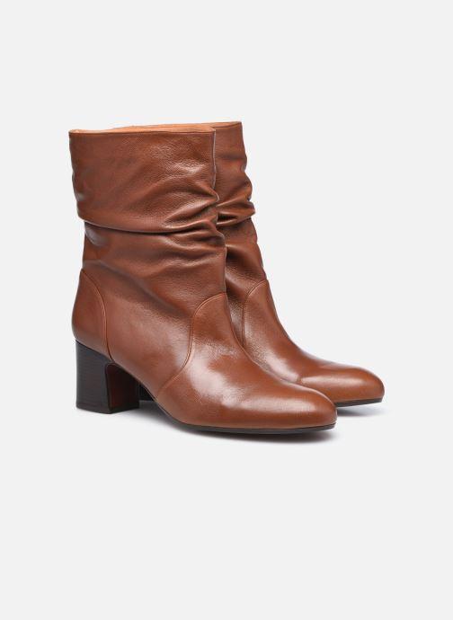 Bottines et boots Chie Mihara NASTI Marron vue 3/4
