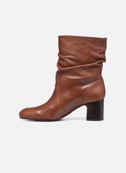 Stiefeletten & Boots Chie Mihara NASTI braun ansicht von vorne