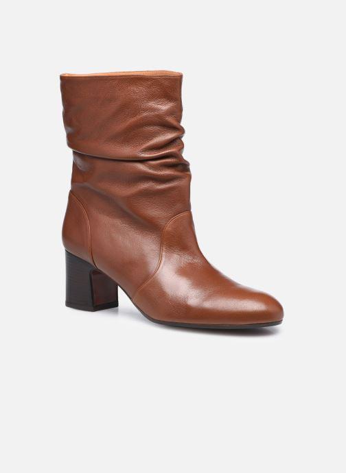 Bottines et boots Chie Mihara NASTI Marron vue détail/paire