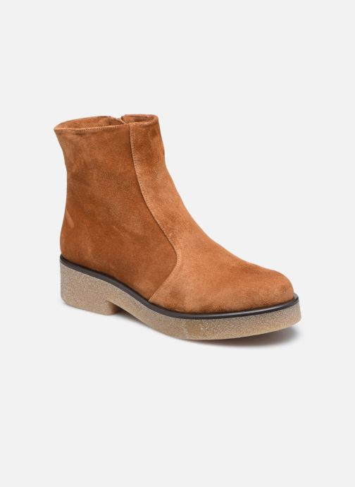 Boots en enkellaarsjes Chie Mihara YETI37 Bruin detail