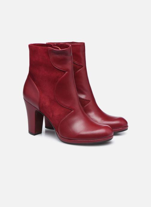 Bottines et boots Chie Mihara CAREL Marron vue 3/4