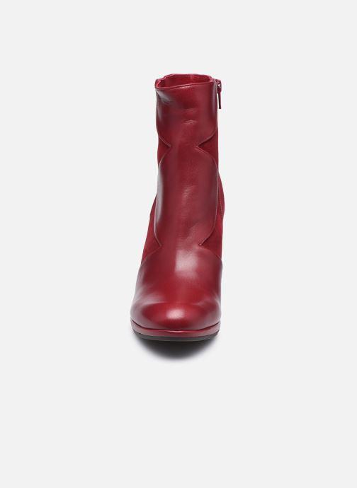 Bottines et boots Chie Mihara CAREL Marron vue portées chaussures