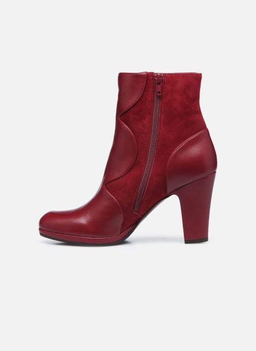 Bottines et boots Chie Mihara CAREL Marron vue face